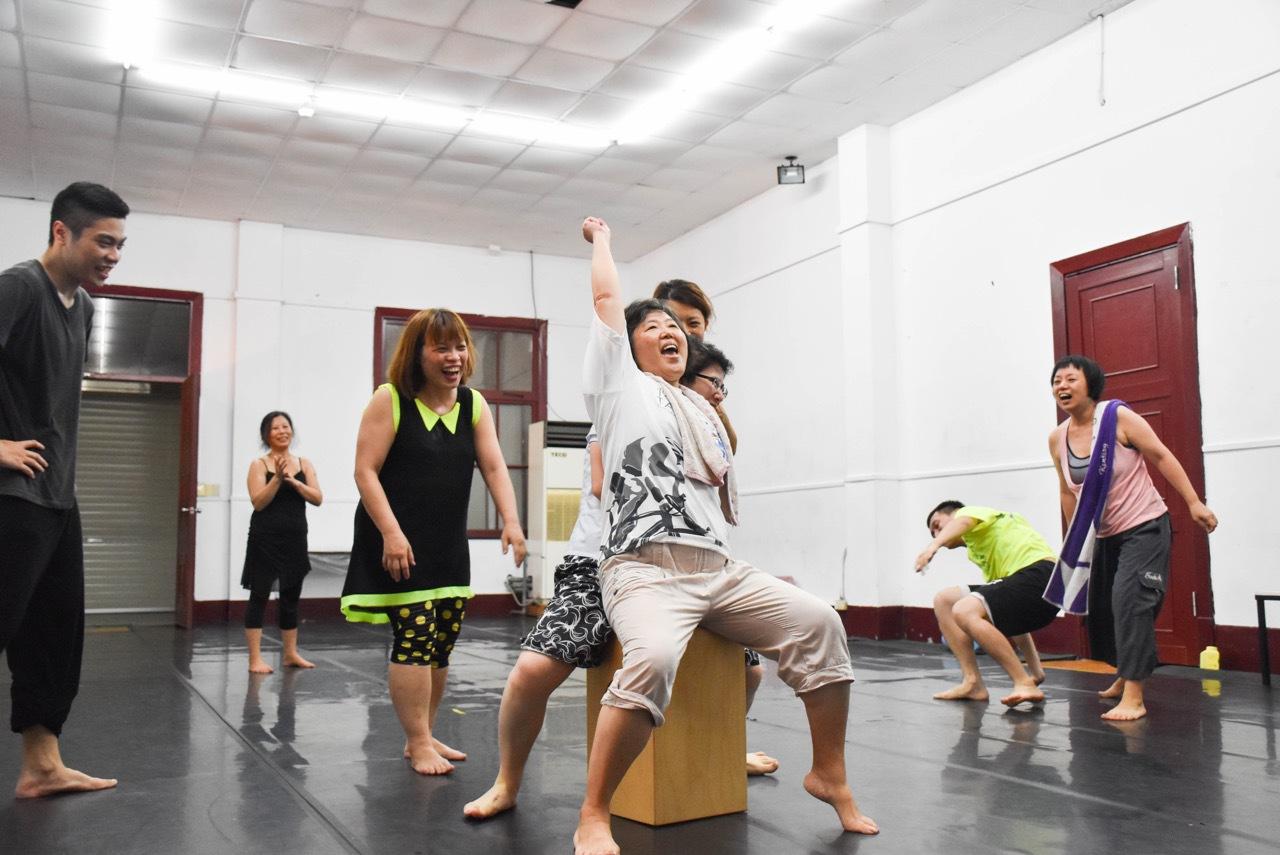 6素人舞者追夢 「眾聲相」跳出自己的故事