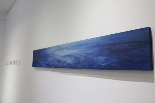 徐靖軒以「海鹽」入畫 繪出對海洋的繾綣迷戀
