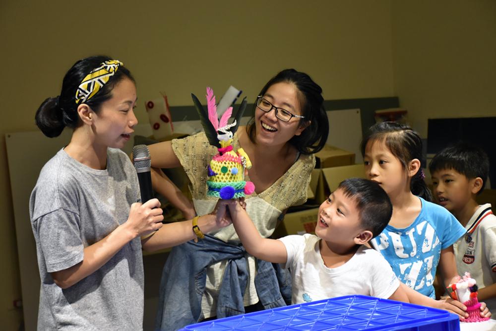 「435園區再生玩藝節」實現孩子的幻想基地