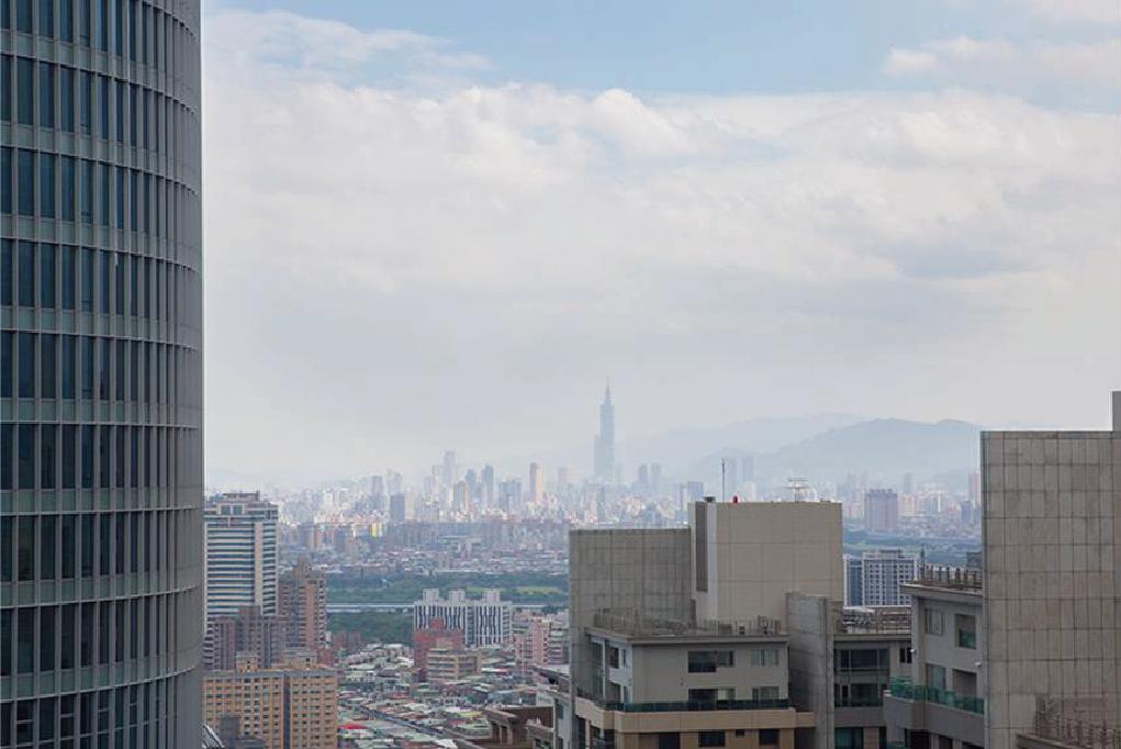 新北市政府大樓 32F 景觀瞭望台