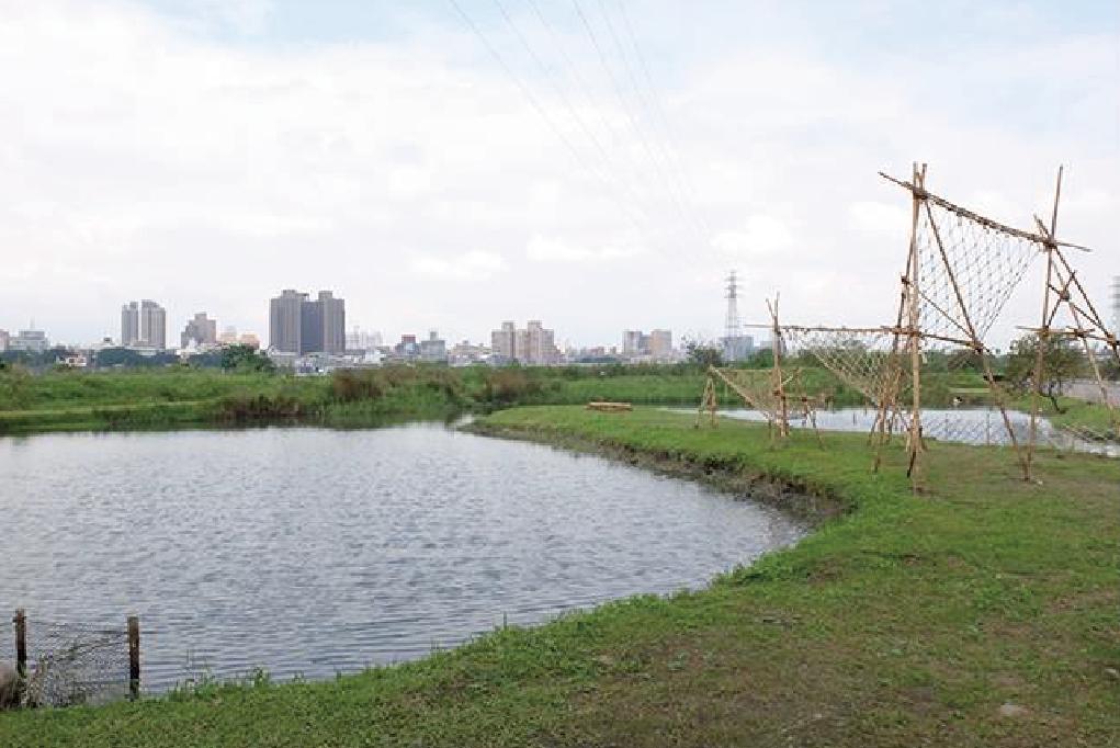 新海人工濕地