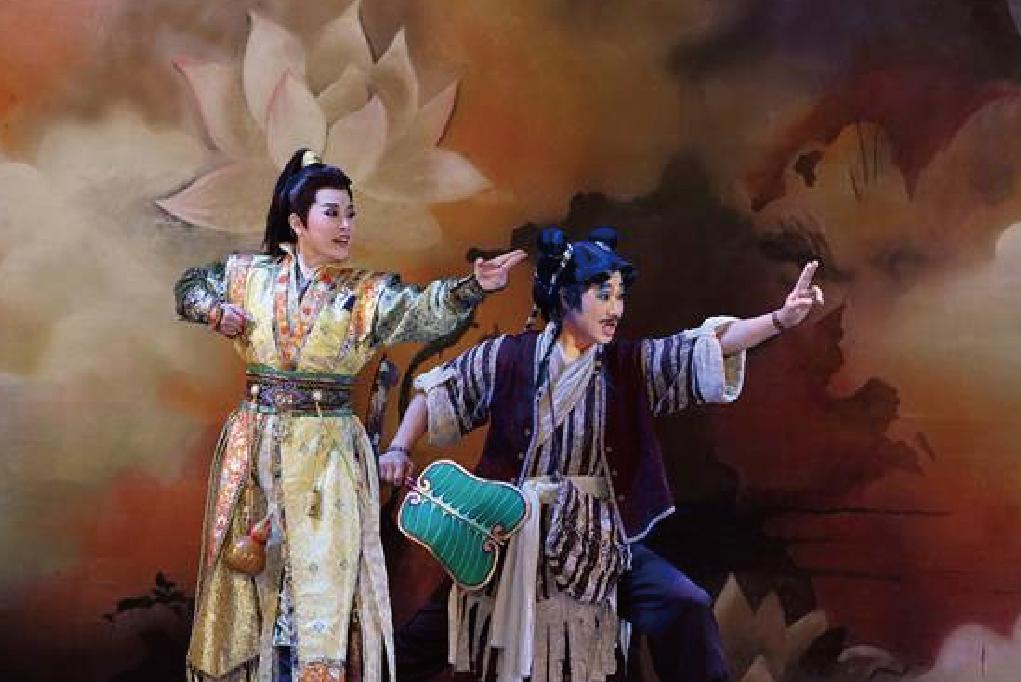 明華園戲劇總團 ─2020新北市巷弄藝起來