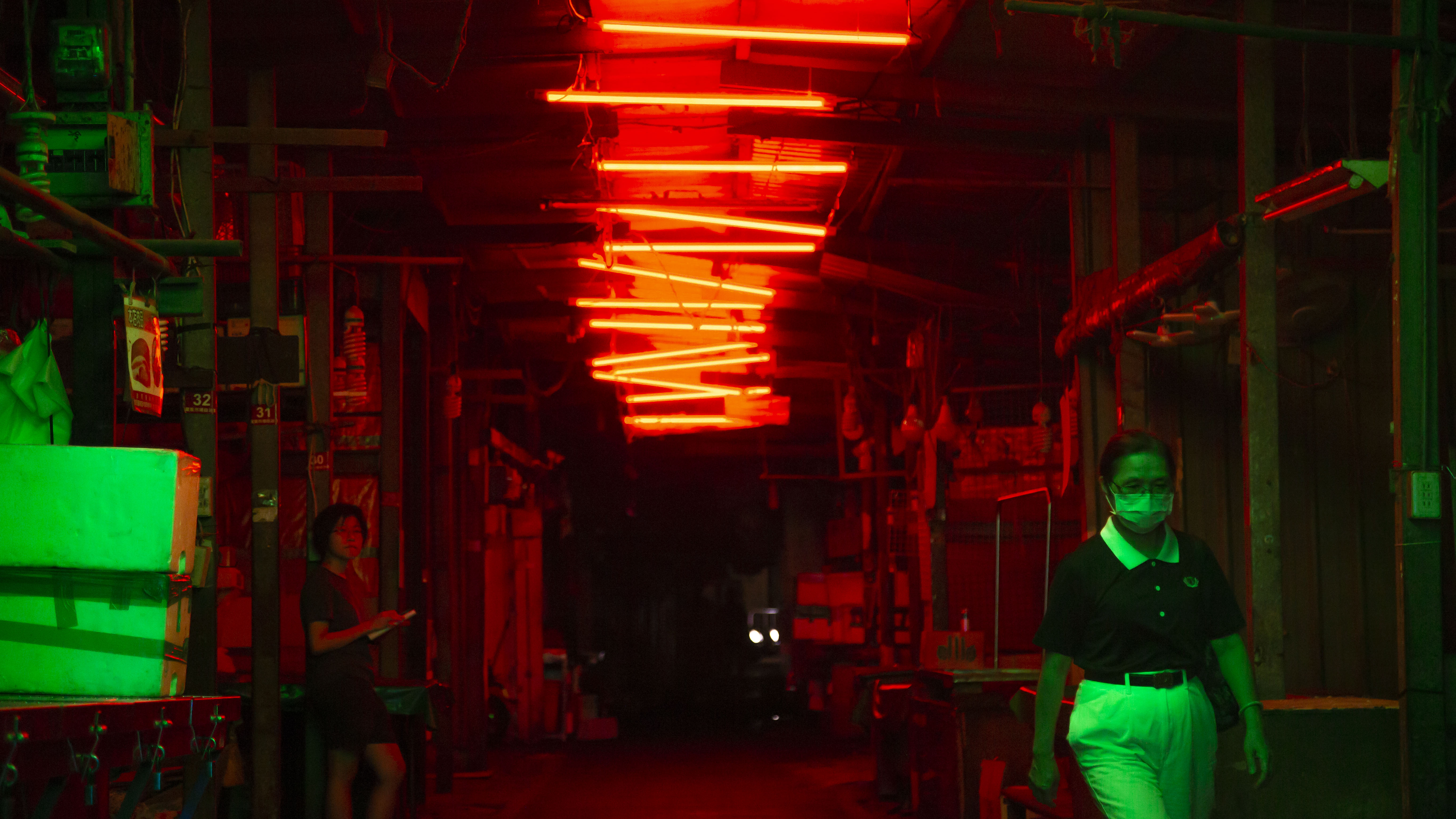 《435Display 線在就要看》「台北機電人2.0:訊息瘟疫 II」@龍泉市場